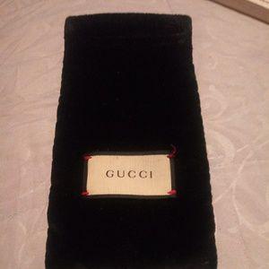 Gucci Sunglass Soft Case